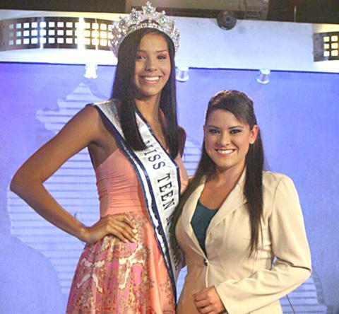 Con Tammy González, directora de Extranoticias
