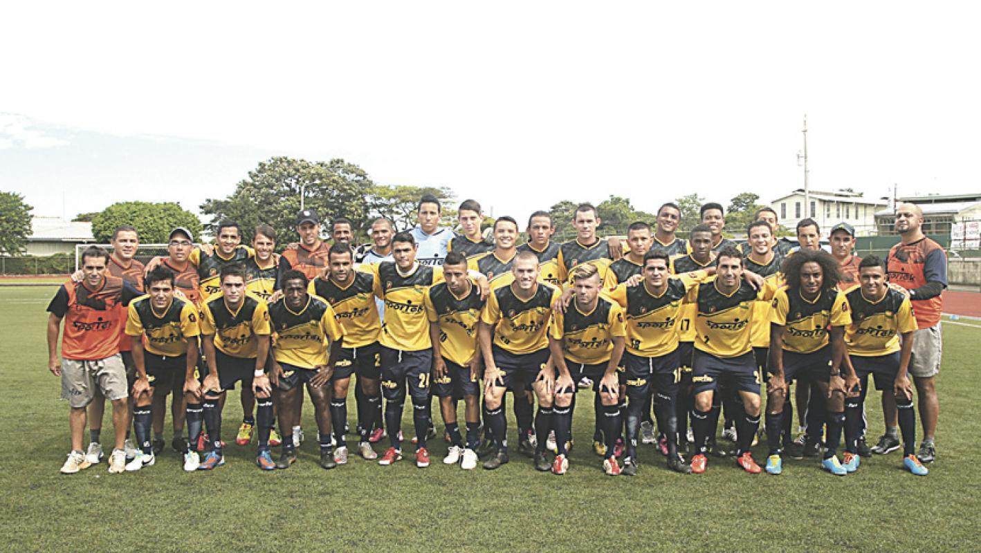 La UCR venció ayer a Belén por 2 a 1 en un partido amistoso disputado en el Polideportivo belemita
