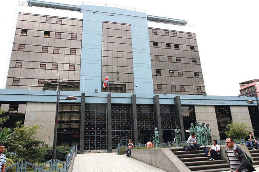 Banco Central anunció hoy que se modificará la meta de crecimiento económico del país de un 4% a un 3%