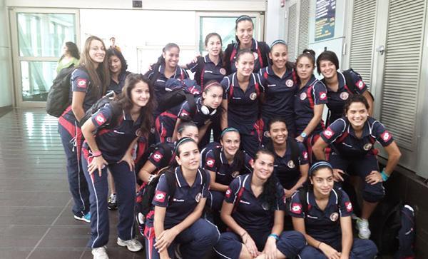 La Selección Nacional Sub-20 femenina avanzó a la fase de Concacaf