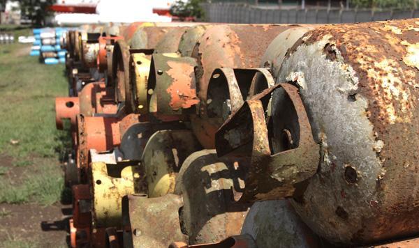 Los cilindros siguen siendo el centro de la polémica. Esta vez la situación se dio en el marco del intercambio de envases entre las gaseras