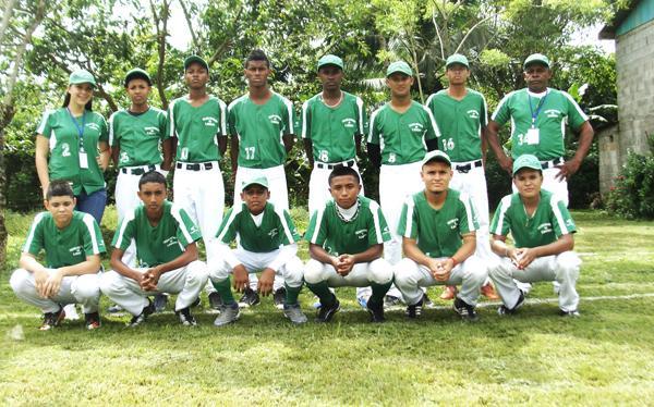 El Colegio Deportivo de Limón no podía faltar en el béisbol D que