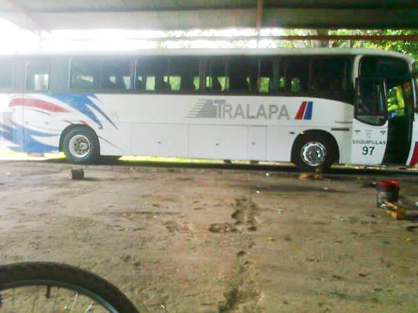 empresa de transporte san jose: