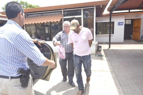 Agentes del OIJ de Cañas detuvieron este lunes al quinto sospechoso de integrar la banda narco