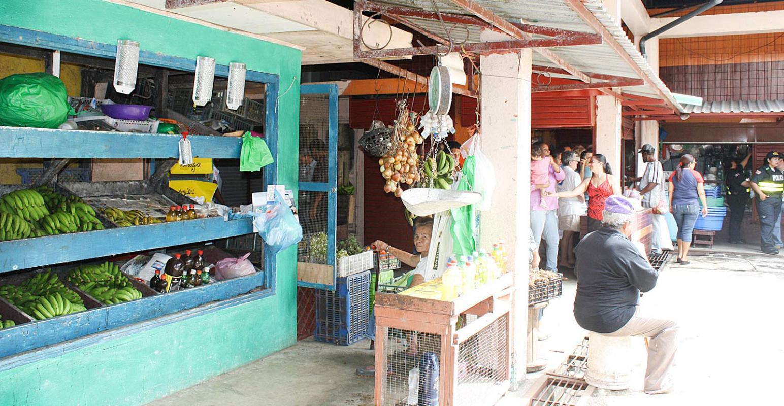 Reparaciones en Mercado de Limón arrancan hoy