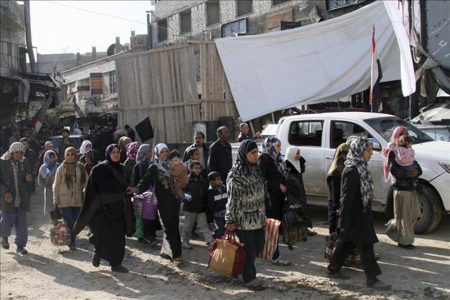 Diario extra un grupo armado libera a los 300 civiles for Grupo el norte