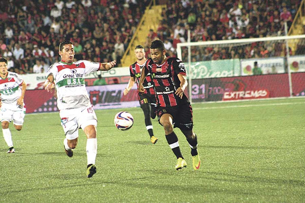 """Liga sale chiflada de """"La Catedral"""""""