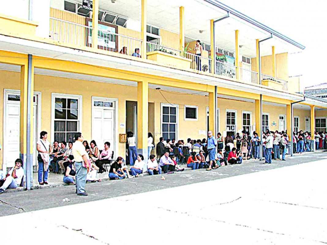 Diario extra mep abre reclutamiento para plazas for Ministerio de educacion plazas