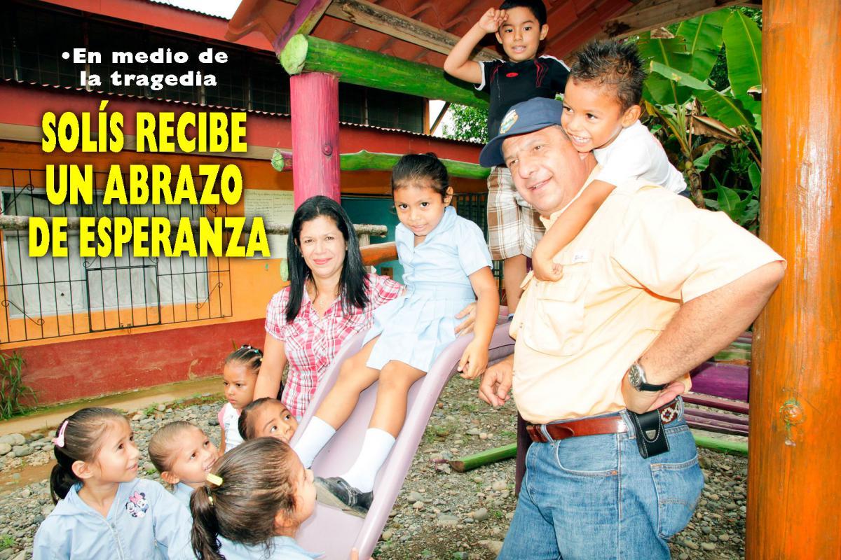 Río Sixaola amenaza con  borrar 3 pueblos del mapa