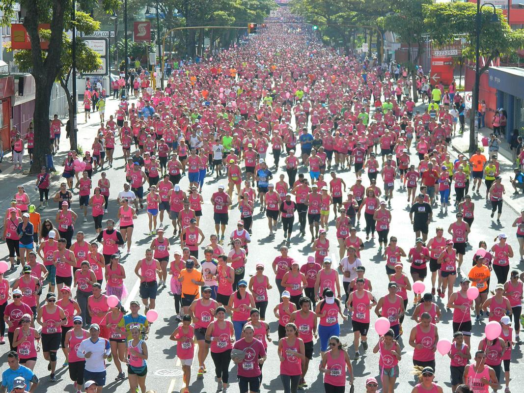Corren unidos contra cáncer