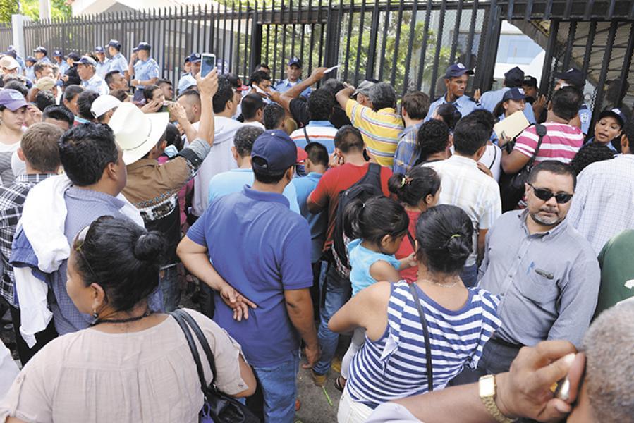 Desorden en consulado tico en Nicaragua provocó cierres
