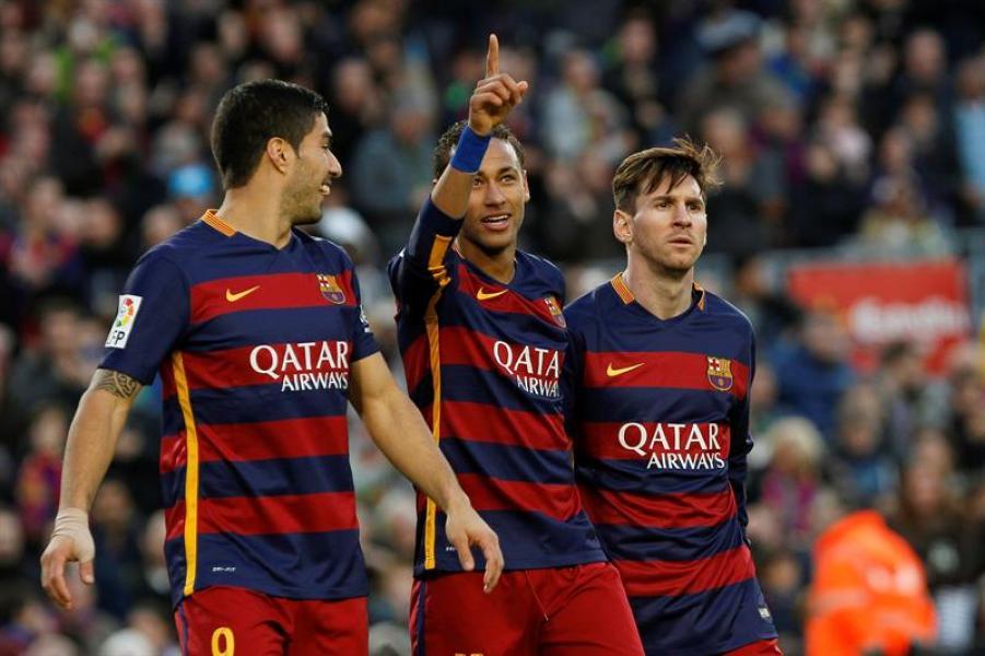 El Barcelona golea a la Real Sociedad sin piedad