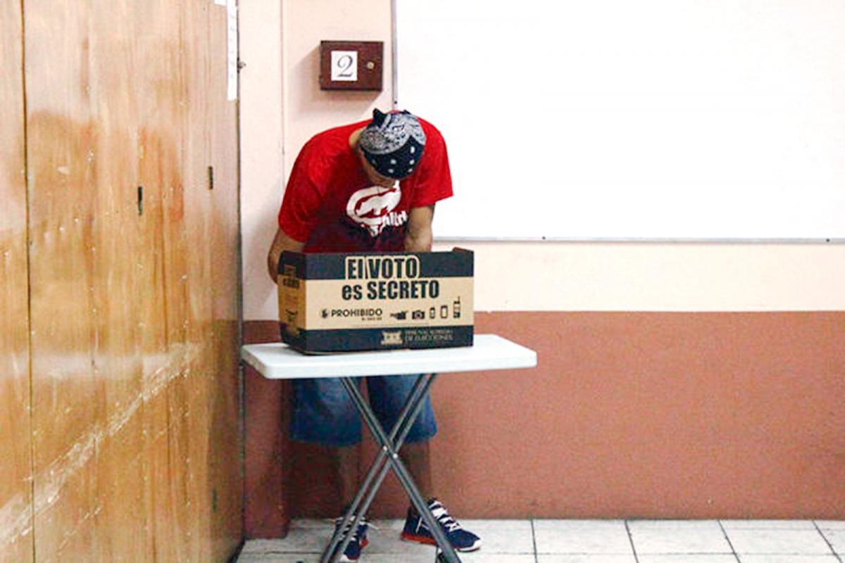 Cambian 25 centros de votación