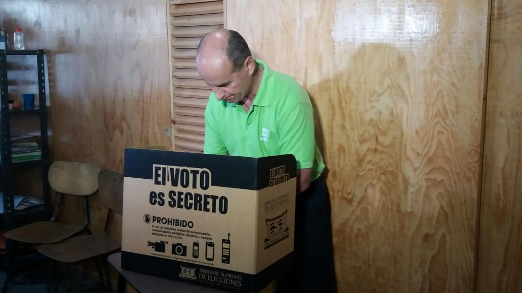 """José María Figueres: """"Queremos tener la confianza de todos los costarricenses"""""""