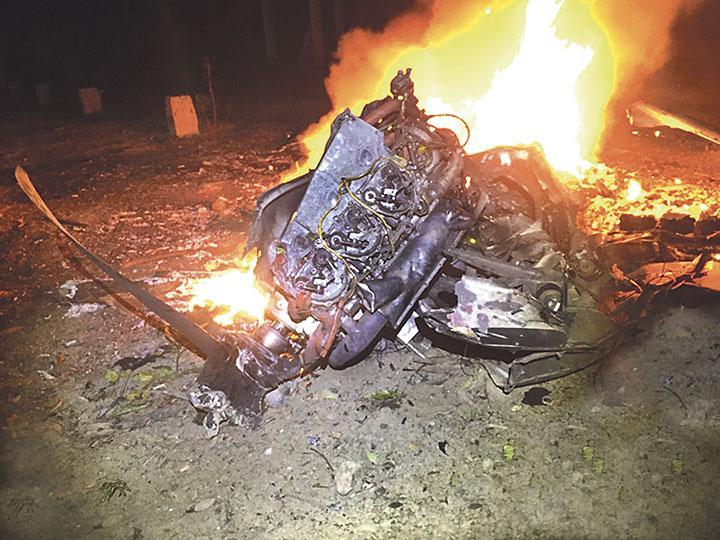 Avionazo en Costa Rica: mueren 2 chihuahuenses