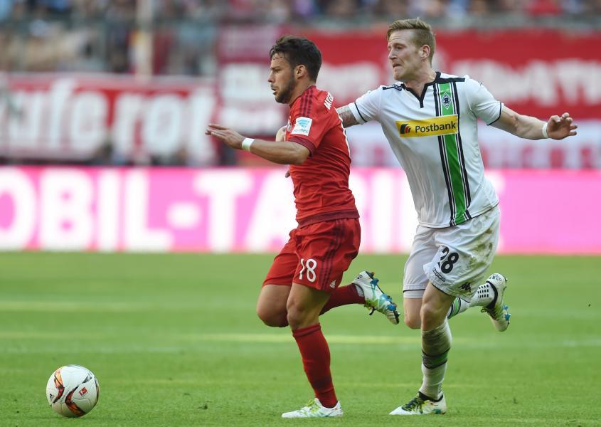 Bayern empata y tuvo que postergar el festejo