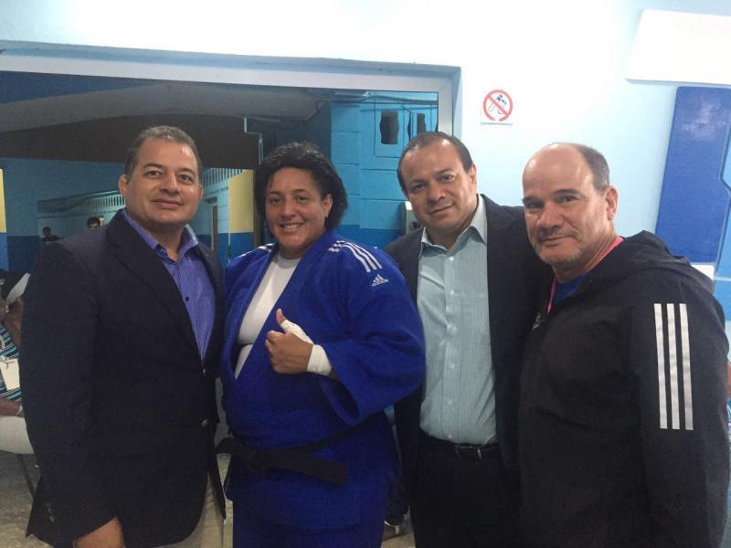 Judoca tica logra histórica clasificación a las Olimpiadas