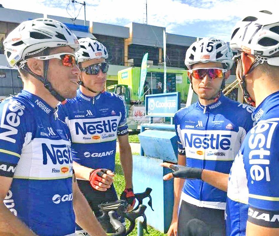 Diario extra equipos de ciclismo unen fuerzas for Equipos de ciclismo