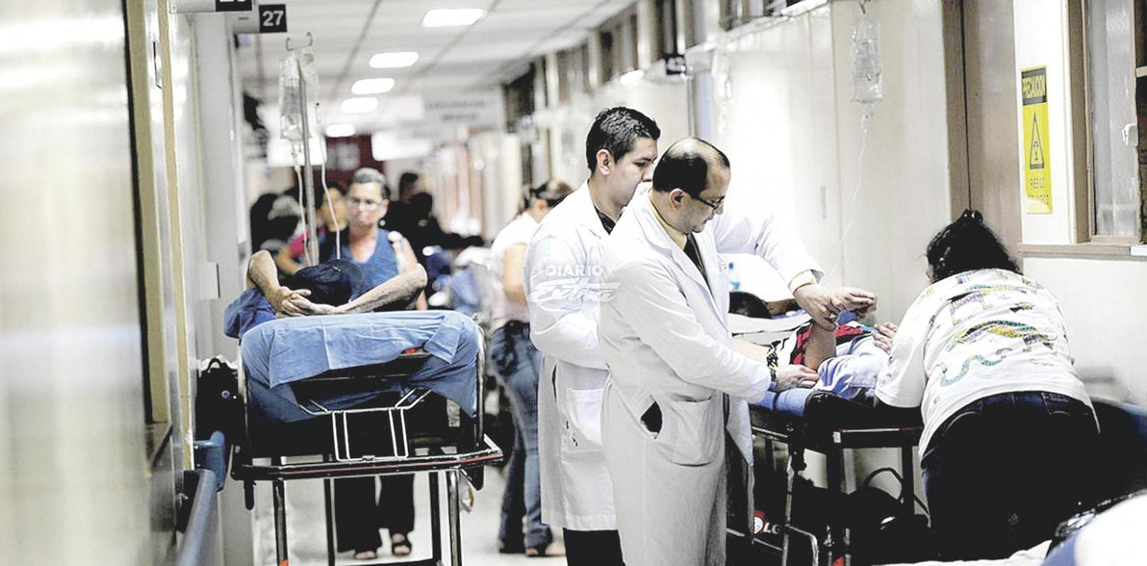 Diario extra paciente se ahorca en ba o del hospital - Banos del hospital ...