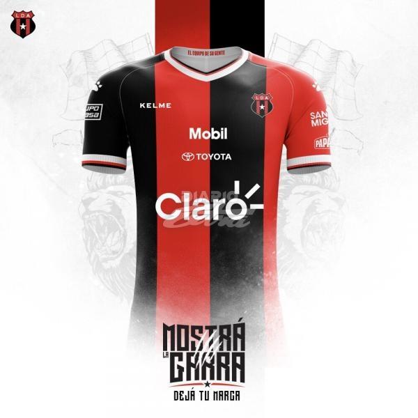 Diario Extra - Este es el nuevo uniforme de la Liga 2b9d4ce3f4e