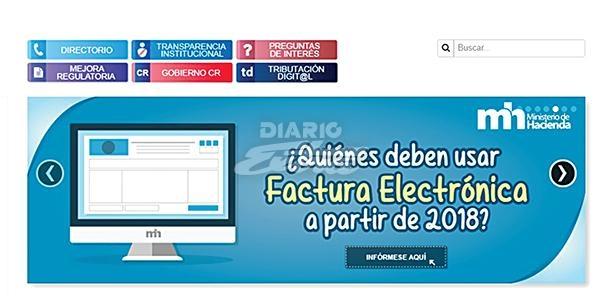 Diario Extra - 3.300 médicos deben entrar hoy con factura electrónica
