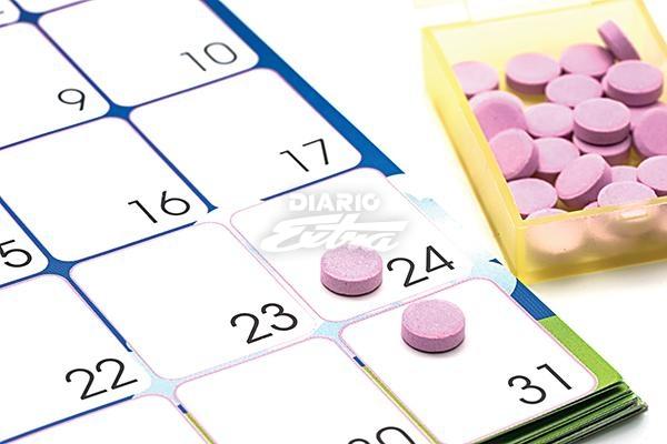 olvidar una pastilla anticonceptiva y tener relaciones