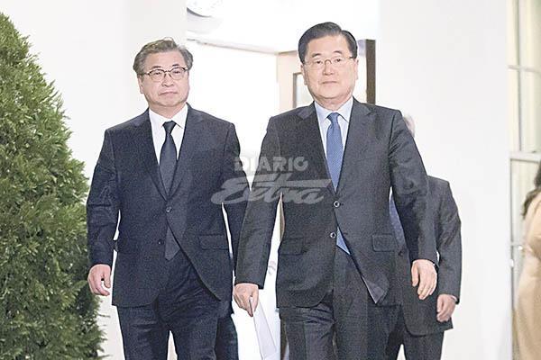 Diario Extra Trump Acepta Reunirse Con Kim Jong Un En Mayo