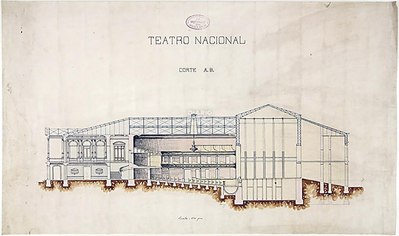 Diario Extra - Teatro Nacional se traslada a San Ramón