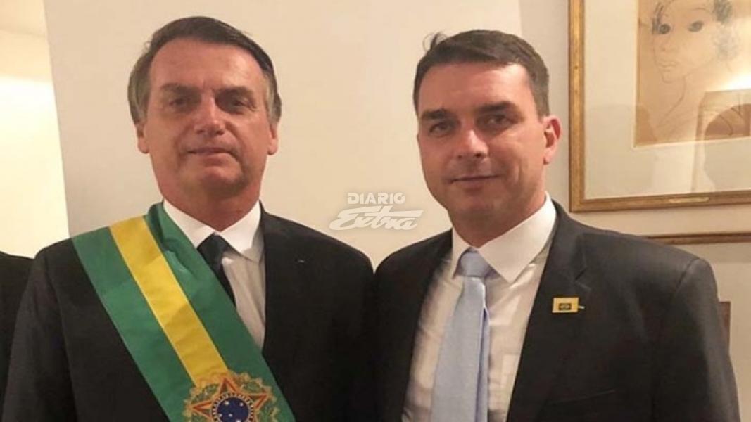 Resultado de imagen para Investigan al hijo mayor de Bolsonaro por lavado de dinero y corrupción