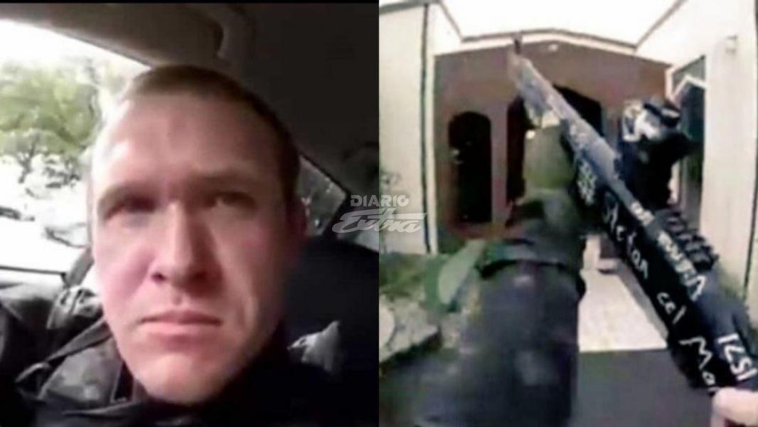 Video Masacre En Nueva Zelanda Detail: Autor De Masacre En Nueva Zelanda Visitó