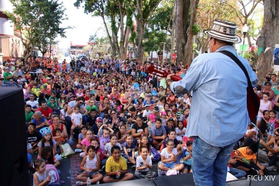 Encuentro de cuenteros en Alajuela - Diario Extra Costa Rica