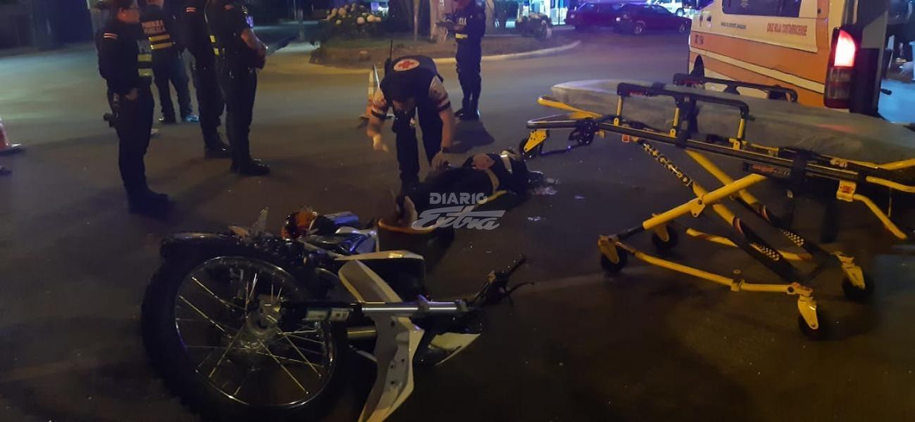 Irrespeto de alto ocasiona fuerte accidente en Cartago - Diario Extra Costa Rica