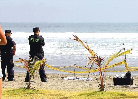 Mar devuelve cuerpo de hombre en Golfito - Diario Extra Costa Rica