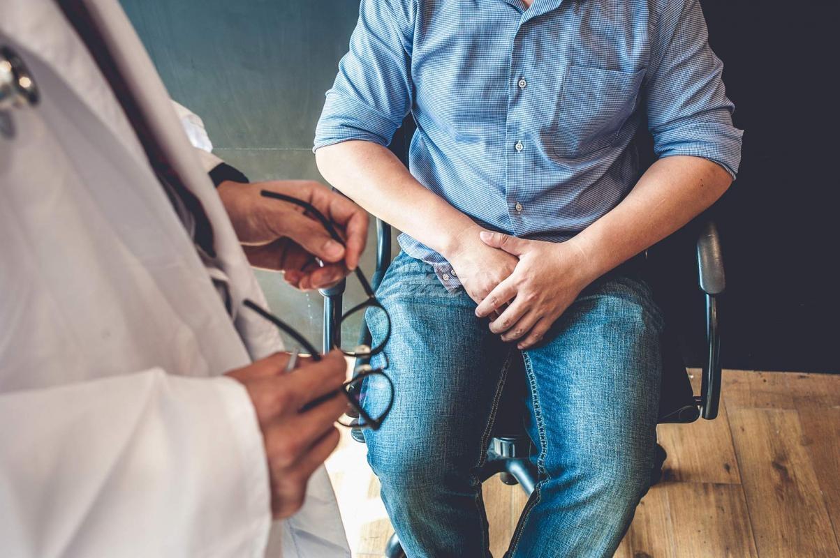 prostata quando operar