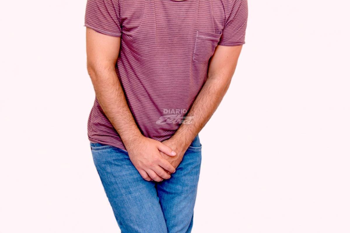 palomas de dolor de próstata