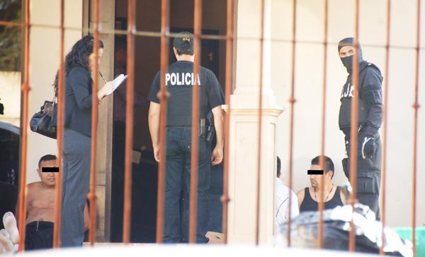 Los agentes del OIJ lograron detener a los presuntos responsables de conformar la banda que secuestró y torturó un empresario colombiano