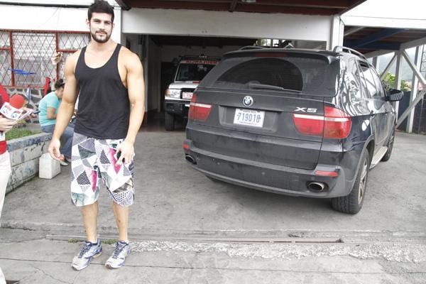 Bryan Ganoza llevó al estadounidense en su carro a la Cruz Roja, donde murió