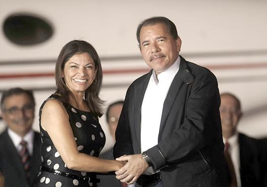 Daniel Ortega propone a Colombia y Costa Rica firmar tratados para buscar salida a diferencias diplomáticas