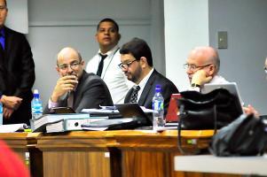 """Rafael Gairaud, abogado defensor de """"El Indio"""", finaliza la próxima semana con su etapa de conclusiones, antes de que el Tribunal dé una sentencia"""