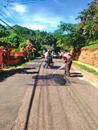Debido a que se usó cemento de calidad superior, el Conavi empleó más de ese material para el arreglo de la carretera entre el Aeropuerto Juan Santamaría y El Coyol de Alajuela, según la CGR.