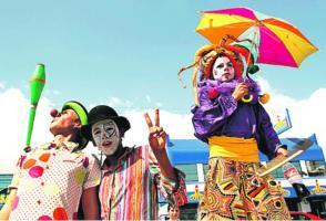 La fiesta artística tendrá varias sedes para que más personas logren acceso