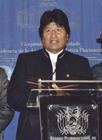 Evo Morales, presidente de Bolivia, estará en la UCR el 28 de enero