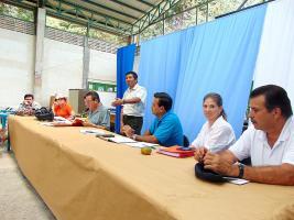 Representantes de más de 10 instituciones acordaron con el municipio y el MOPT arreglar la vía