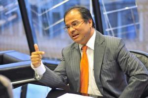 Marvin Rodríguez, gerente de Popular Pensiones, descartó que tengan debilidades; apuntó que la valoración de la CGR fue sobre la ejecución presupuestaria del 2013