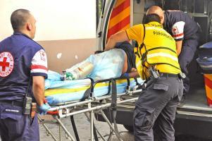 Un menor recibió un balazo en el sector de Pavas, al parecer producto de una riña