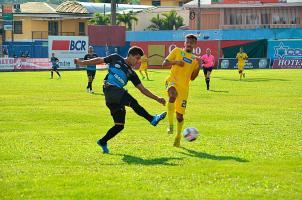 AS Puma sigue sin sumar en las dos primeras fechas del Verano 2015. (Foto: Bryan Mora, corresponsal)