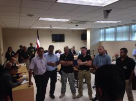 Tras 25 minutos de debate, los jueces rindieron su condena absolutoria para los encartados