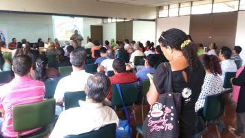 Miembros del foro tuvieron su encuentro nacional el sábado anterior