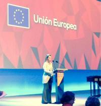 Mongherine resaltó de la disposición de la Unión Europea por lograr un aumento de la cooperación