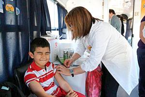 La vacunación es la mejor arma contra el sarampión, enfermedad que no se registra en el país desde hace 17 años